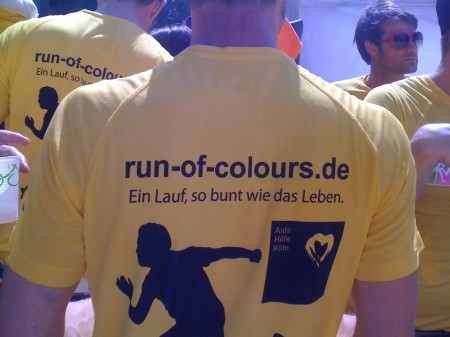 Foto: Run Of Colours